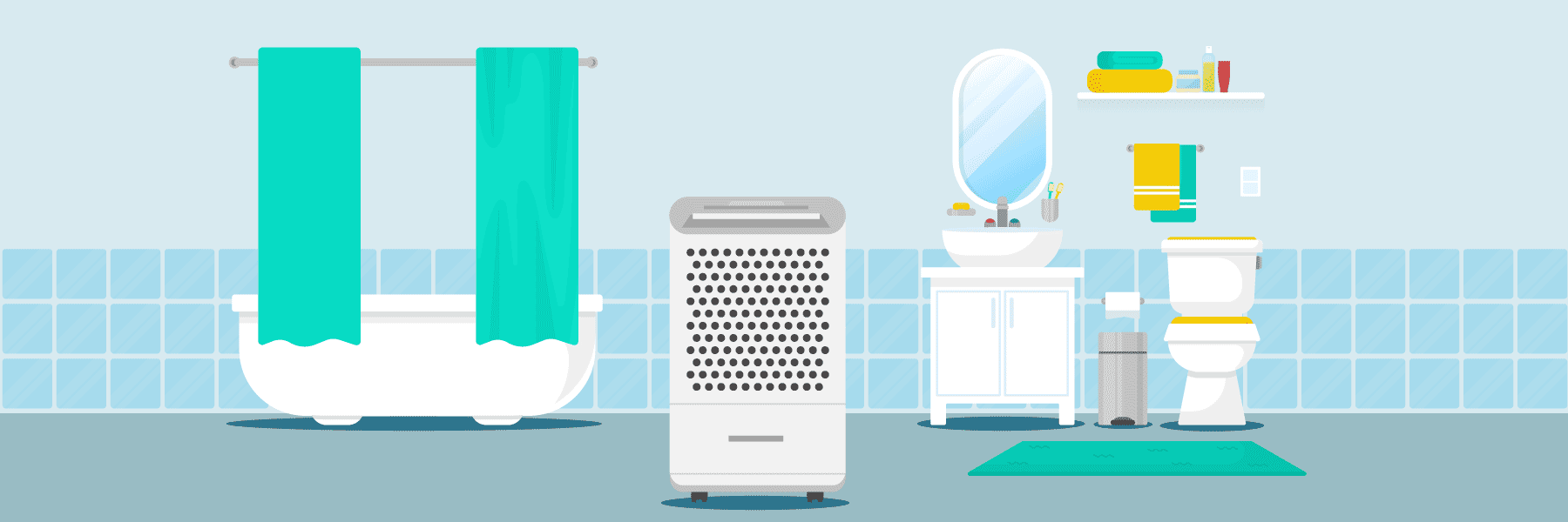 Best Dehumidifiers For Bathroom