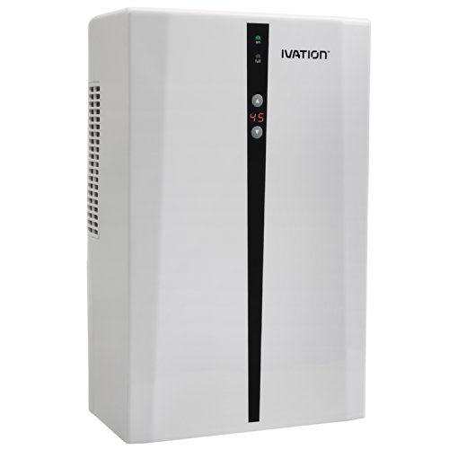 Ivation IVADM45 Thermo-Electric Dehumidifier