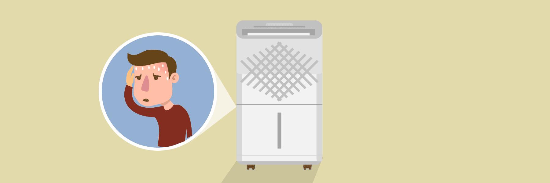 Can a Dehumidifier Dehydrate You?