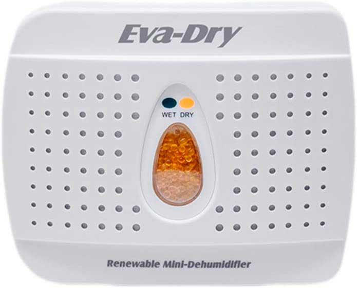 Eva-dry E-333 Wireless Mini Dehumidifier