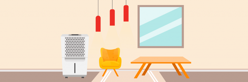 How to Choose the Right Dehumidifier for Room Size