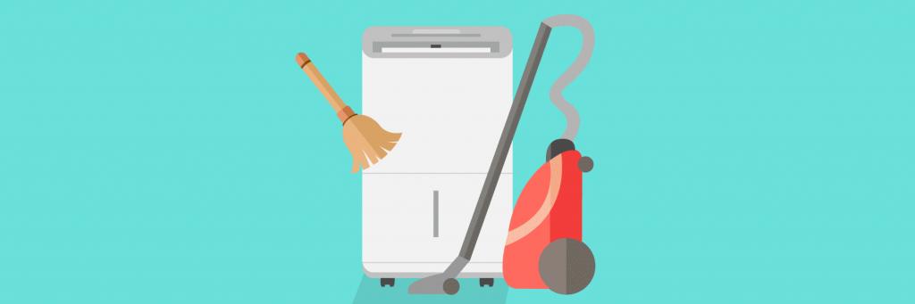 How To Clean a Dehumidifier (Bucket, Coil, Hose)