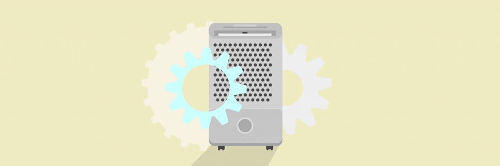 How to Set a Dehumidifier