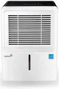 Ivation IVALDH50PW 50-Pint Dehumidifier