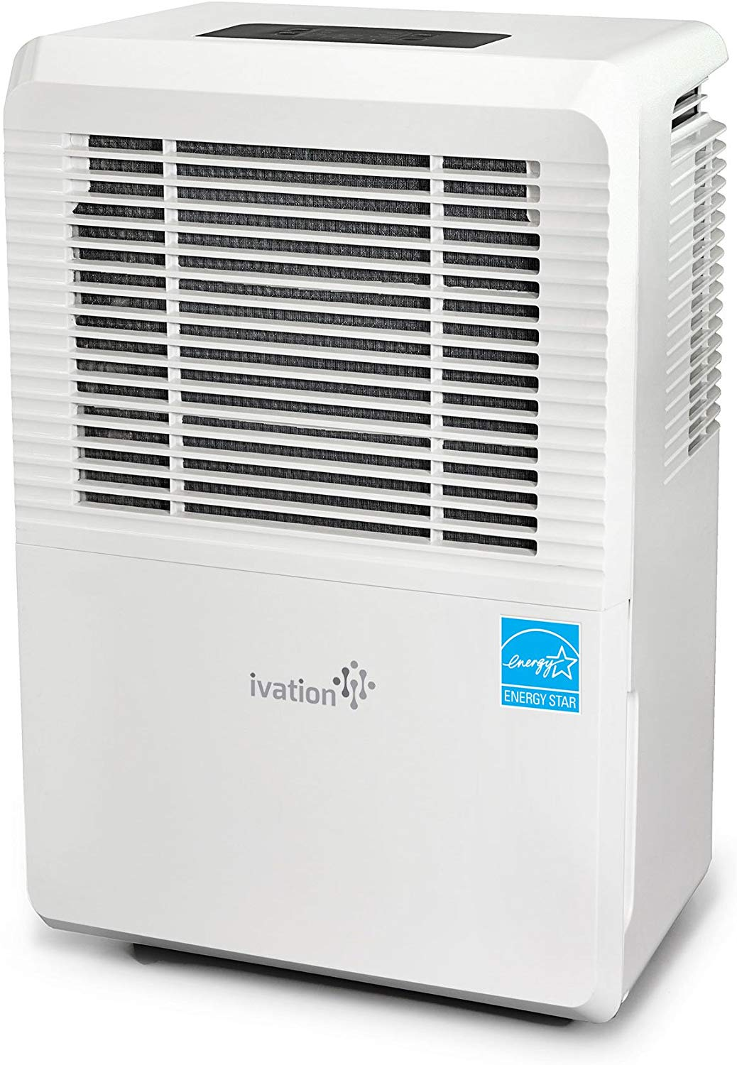 Ivation IVALDH70PW 70 Pint Dehumidifier