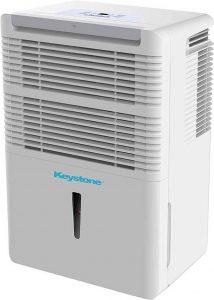Keystone KSTAD70C 70-Pint Dehumidifier