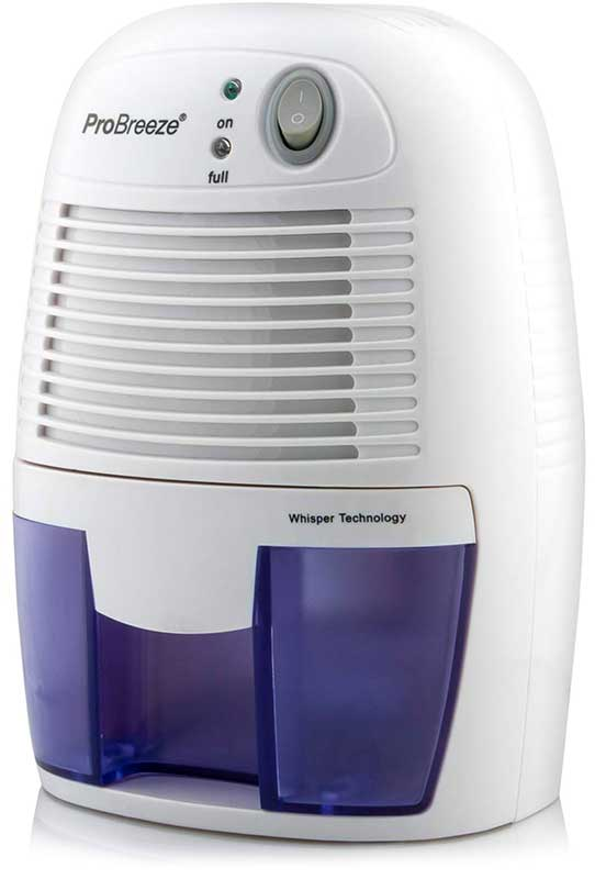 Pro Breeze PB-02-US Mini Dehumidifier