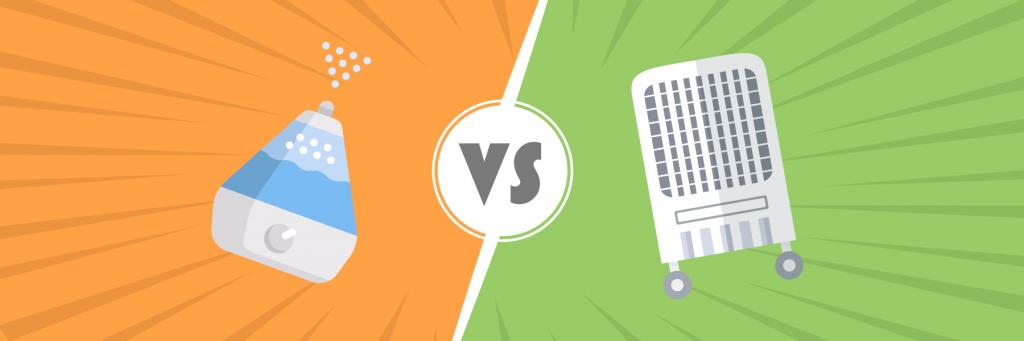 Humidifier VS Dehumidifier: Which One Do I Need?