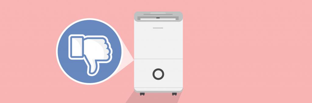 Disadvantages Of a Dehumidifier + Pros & Cons