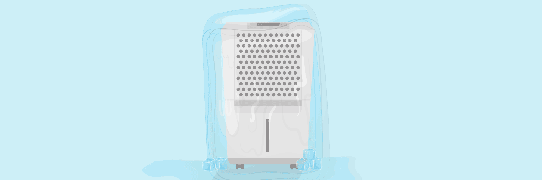 Why Does Dehumidifier Freeze Up And How To Fix It