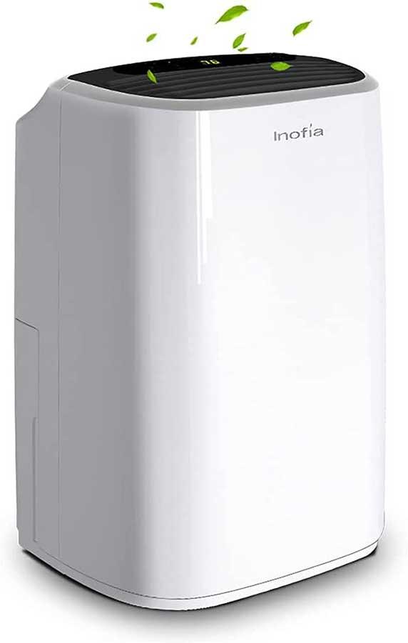 Inofia 22 Pint Dehumidifier Review GA2 (30 Pint 2012 DOE)