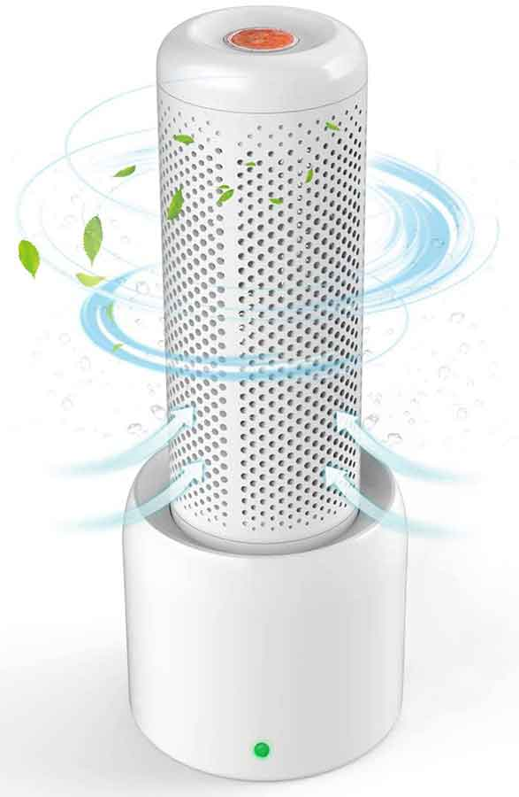 UooEA Wireless Small Dehumidifier
